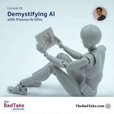 #18 Demystifying AI (with Nisansa de Silva)
