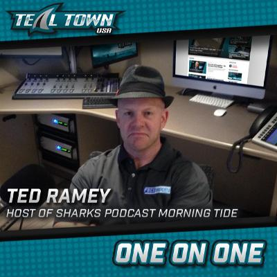 One on One with Ted Ramey, host of San Jose Sharks podcast Morning Tide