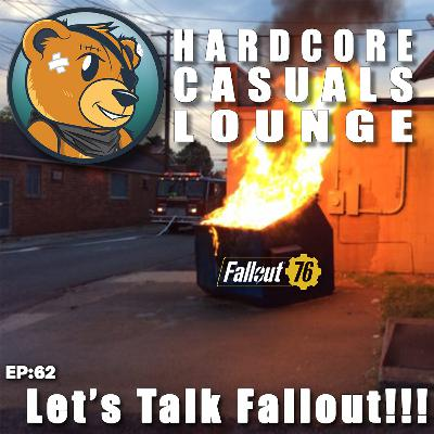 HCC Lounge EP62: Let's Talk Fallout