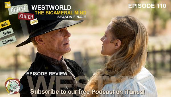WW - Westworld S1Ep10 Review - Westworld