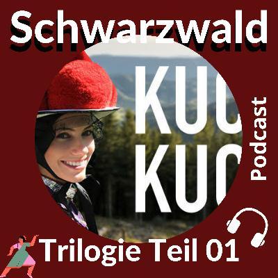 #16: Schwarzwald Trilogie Teil 01 - ein Reise-Podcast von Peter von Stamm