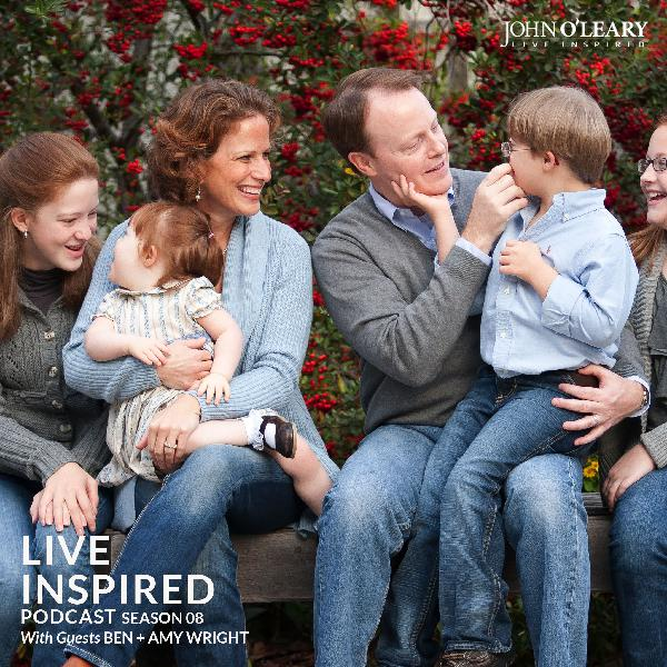 Ben + Amy Wright, CNN 2017 Hero of the Year, Fatherly Parents of the Year, Demystifying Disabilities S8 Ep. 85
