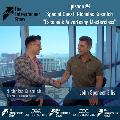 Nicholas Kusmich: Facebook Advertising Master Class