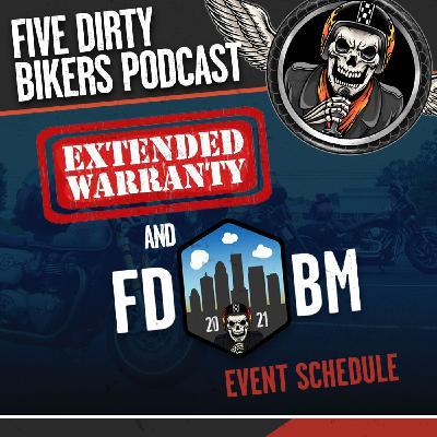 S3   EP 34 - Extended Warranties / FDBM Schedule