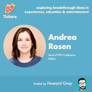 Adobe's Andrea Rosen on creativity and the future of work