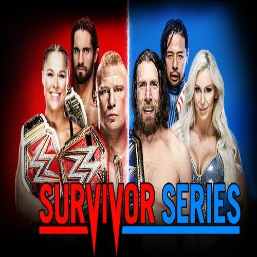 AMP Episode #52 // Survivor Series, NXT Preview & Predictions