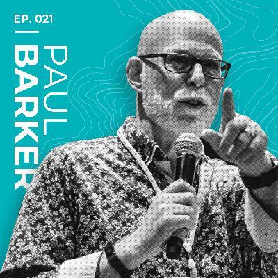 Paul Barker: Analyzing Life's Data with Faith