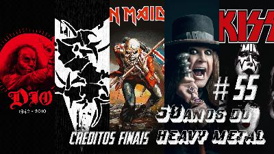 Podcast Créditos Finais #55 – Os 50 anos de Heavy Metal!