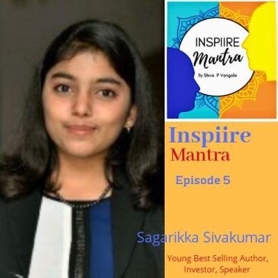 Young Best Selling Author, Speaker, Investor - Sagarikka Sivakumar (Unskooled Year) sharing her one year journey of unschooled year and how it helped ...