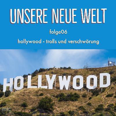 hollywood-trolls und verschwörung
