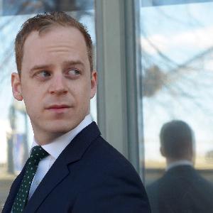 24. Gustav Kasselstrand, partiledare Alternativ för Sverige
