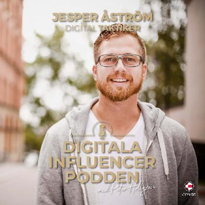 79. Driv maximalt engagemang med hjälp av growth marketing | Jesper Åström, digital taktiker