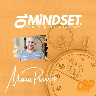 583 Tips for Overcoming Anxiety with Didi Verg | 10 Minute Mindset
