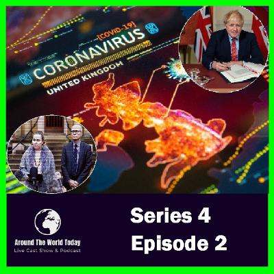 Around the World Today  Series 4 Episode 2 - Covid-19 A Year on
