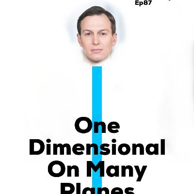 One Dimensional on Many Planes