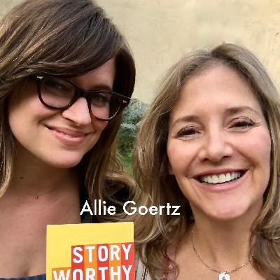 602 - The Car Accident That Changed My Life with Writer/Musician Allie Goertz