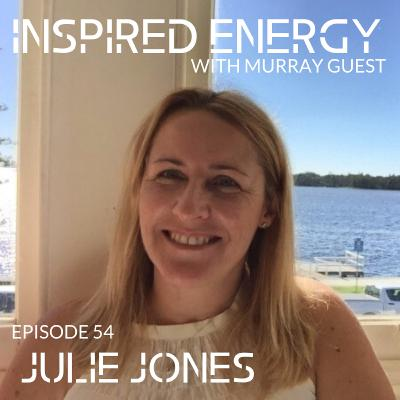 Episode 54 - Julie Jones | Productivity Ninja & Scuba Diver