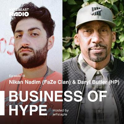 FaZe Nikan of FaZe Clan & Daryl Butler of HP