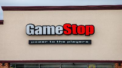 Can't Stop GameStop
