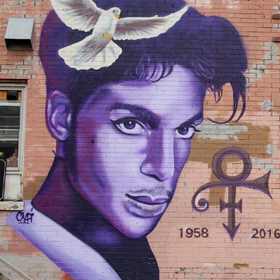 Prince, A Tribute (w/ Rick Ausland)