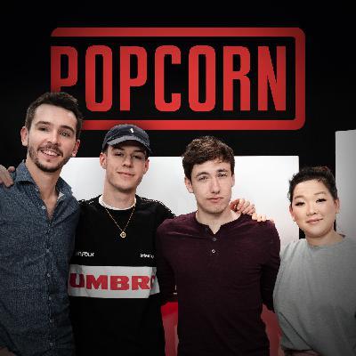 #18 - SEB dans POPCORN & le TOP du studio Ghibli !
