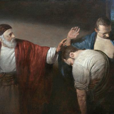 The Parable of the Two Sons - The Congregation at Prayer for August 13, 2020