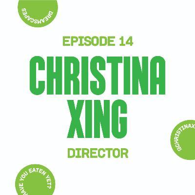 14. Christina Xing