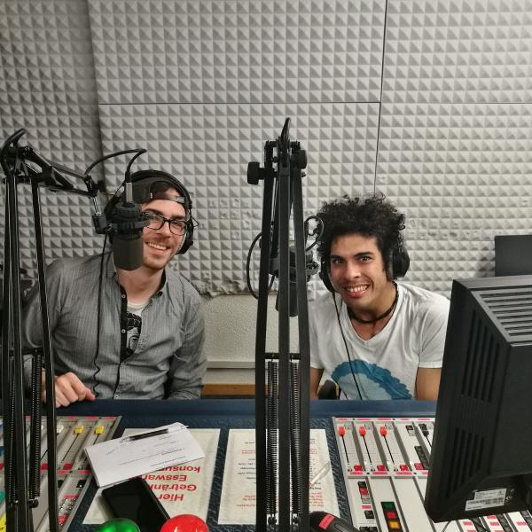 ZuGast Talk mit Edwin Ramirez (Plus Bonus)