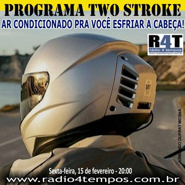 Rádio 4 Tempos - Two Stroke 60:Rádio 4 Tempos