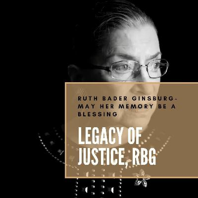 Access Hour | We And You | Ruth Bader Ginsburg - I Dissent | Sept. 23, 2020