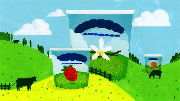 Stonyfield Yogurt: Gary Hirshberg