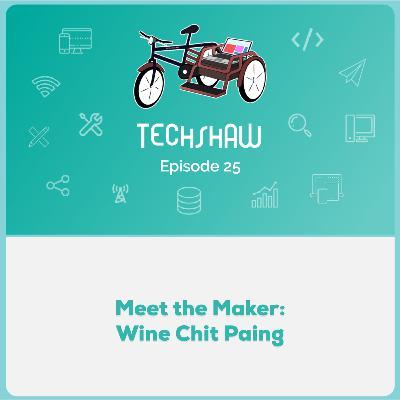 Meet the Maker : Ko Wine Chit Paing