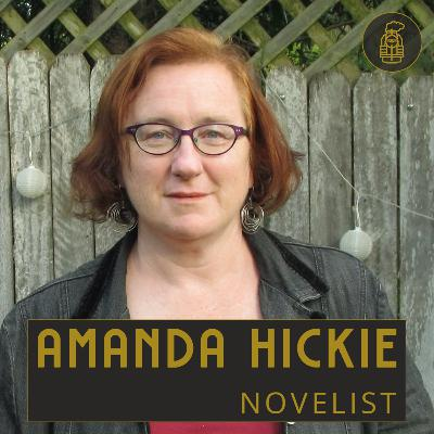 Computer Science and Writing About Epidemics with Amanda Hickie (#11)
