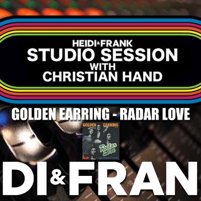 HF Studio Session With Christian James Hand 02/08/21