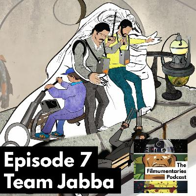 Team Jabba The Hutt - Dave Barclay, Toby Philpott and John Coppinger