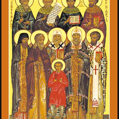 Encouragement from the lives of the Saints