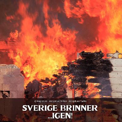138. Sverige brinner... igen!