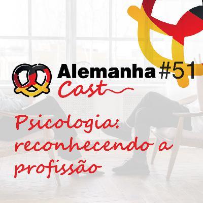 #51 Psicologia reconhecendo a profissão (Profissões: T1E4)