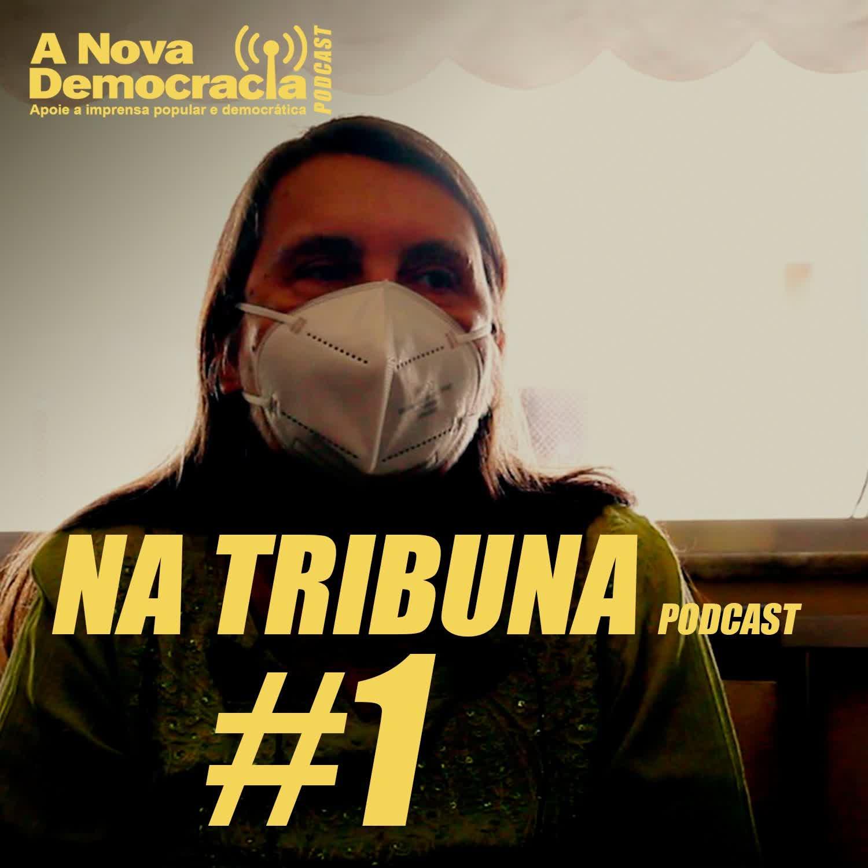 NA TRIBUNA PODCAST #1 - Dra. Fátima Siliansky - O cálculo do genocídio