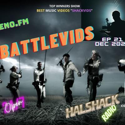 "Episode 64: Halshack Ep 21 (BATTLEVIDS) ""Sweet 16"" Dec 2020 (main full show)"