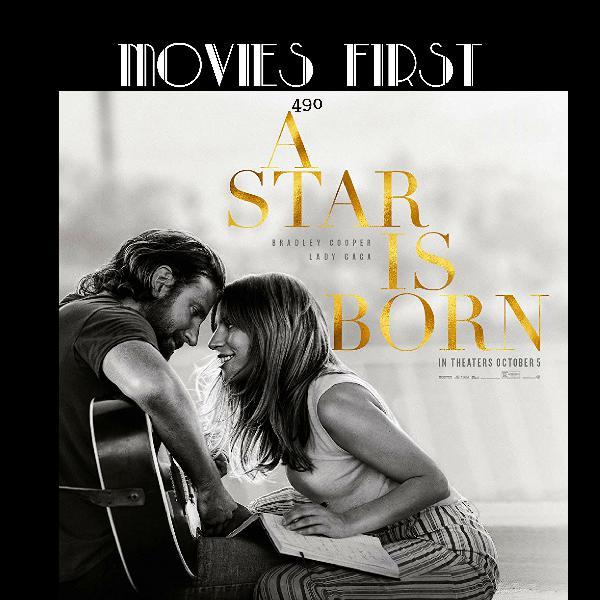 490: A Star Is Born (2018) (Drama, Music, Romance)