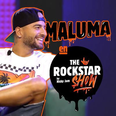 THE ROCKSTAR SHOW by Nicky Jam 🤟 - Maluma | Episodio 1