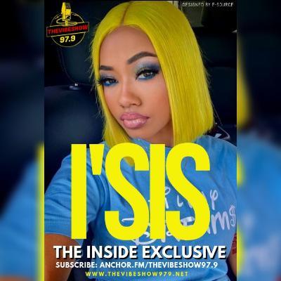 """ I'SIS "" Multi-talented Female Rap Hip-hop rising 🌟"