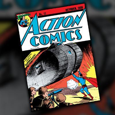 Action Comics #17 (October, 1939)