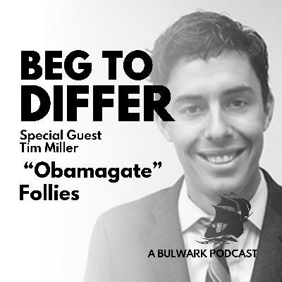 """Obamagate"" Follies"