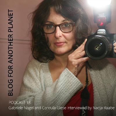 Podcast 18 - Gabriele Nagel und Cordula Giese interviewt von Nadja Raabe