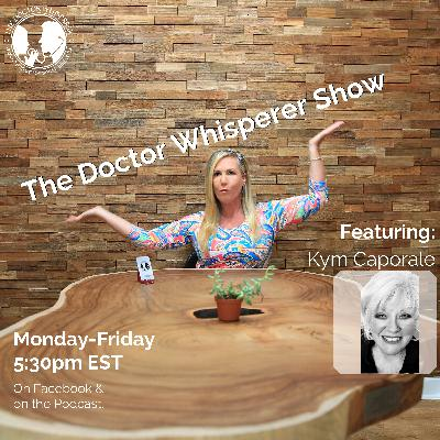 TDW Show feat: Dr. Kym Caporale, Doctor of Acupuncture and Chinese Medicine discusses COVID-19