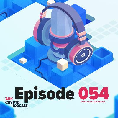ARK Crypto Podcast #054 - BCDiploma Building on ARK Interview
