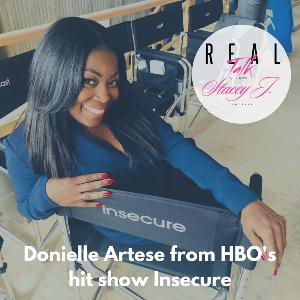 Episode 4 HBO'S hit show Insecure with actress Donielle Artese