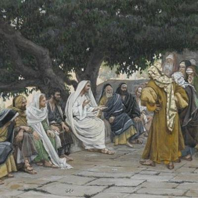 Jesus Teaches on Marriage and Divorce - The Congregation at Prayer for August 4, 2020